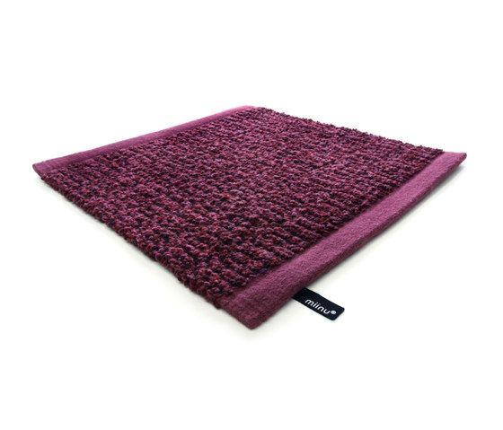 Zigzag violett rose, 200x300cm by Miinu