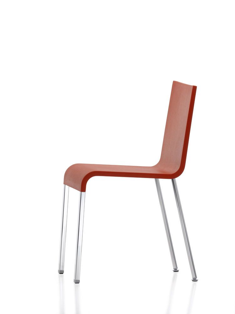.03 Four-leg Chair - Non Stacking by Vitra