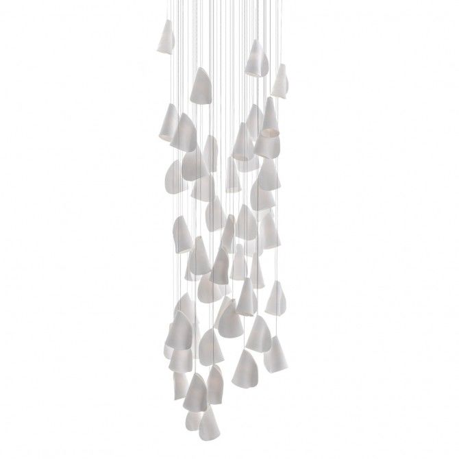 21.50 Square Chandelier by Bocci
