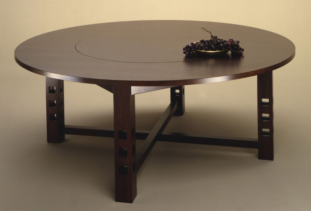 304 G S A Round Dining Table From Cassina
