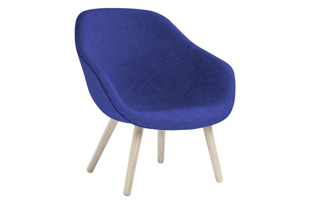 About A Lounge Chair AAL82, Soap Treated Oak Legs by Hay