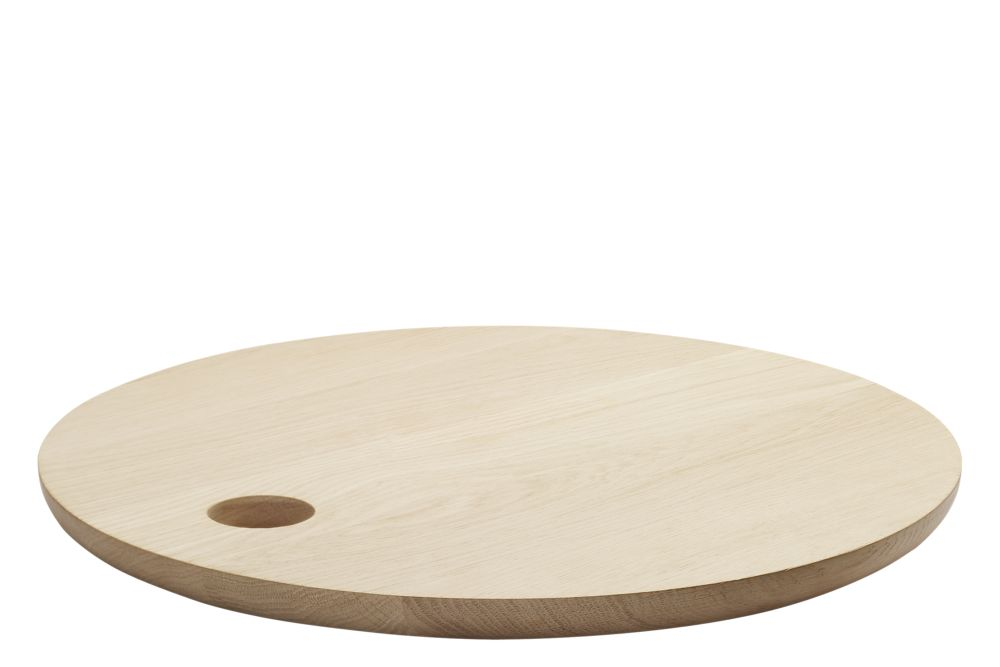 AC07 Cut Round Cutting Board by e15
