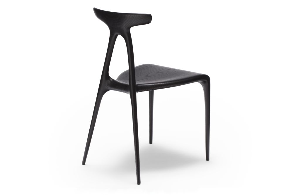 Alpha Dining Chair by Made in Ratio