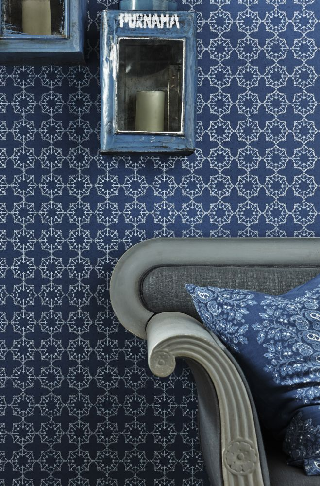 Anchor Tile Wallpaper  by Barneby Gates