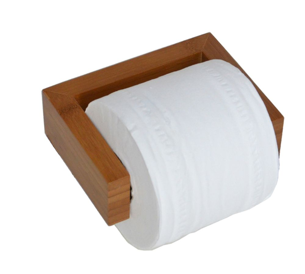 Arena Toilet Roll Holder by Wireworks