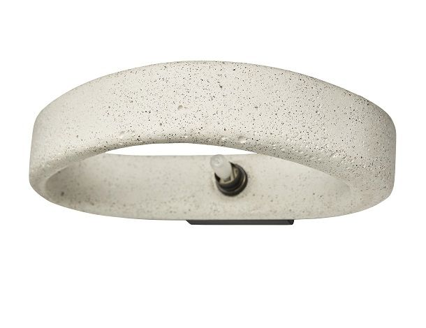Aretha Concrete Wall Lamp by URBI ET ORBI