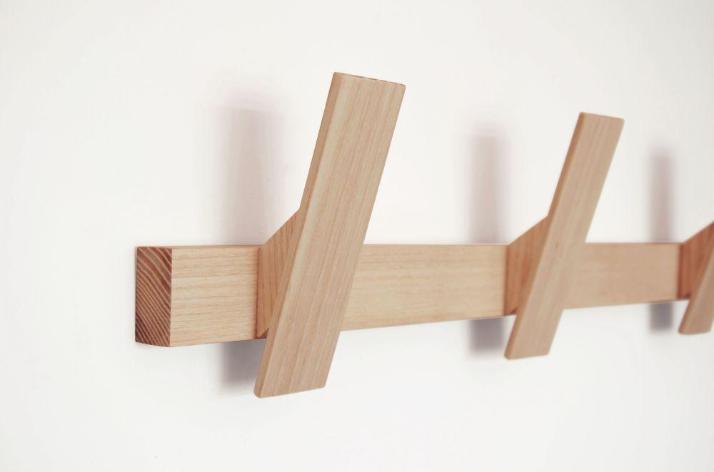 Ash Coat Rack by Utology