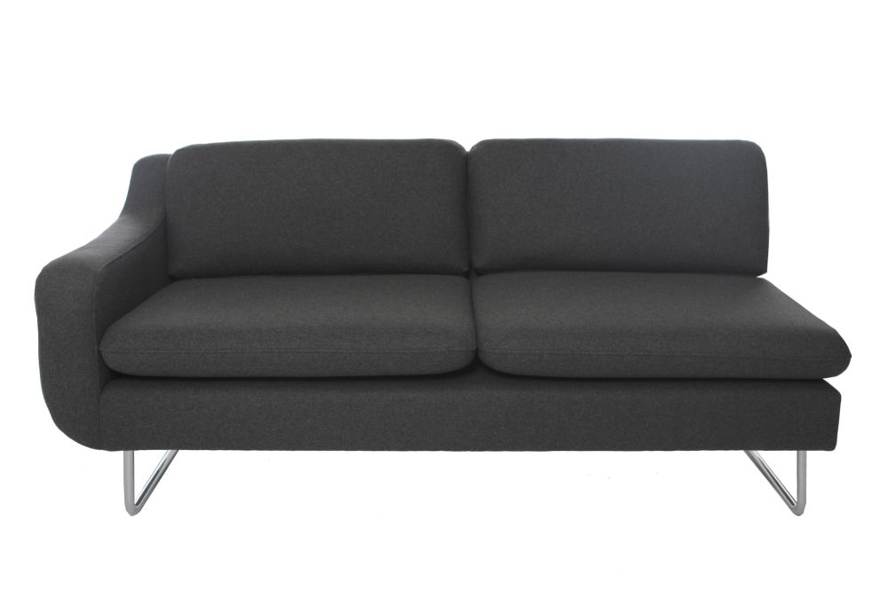 Aspen 2 Seater 1 Arm Sofa by Content by Terence Conran