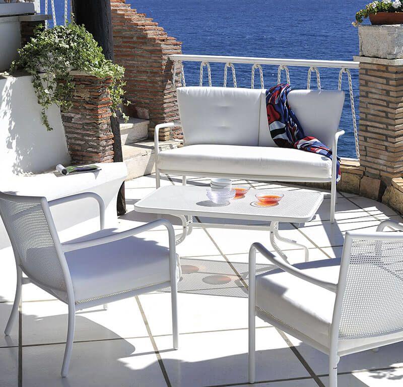 Athena Lounge Chair - Set of 2 by EMU