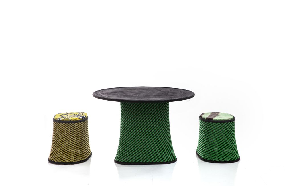 Baobab Outdoor Low Table by Moroso