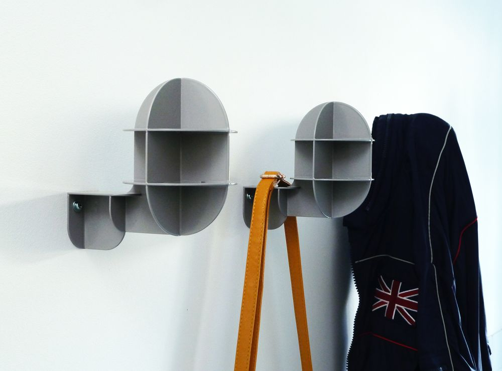 Battleship Coat Hook by aCathroDESIGN