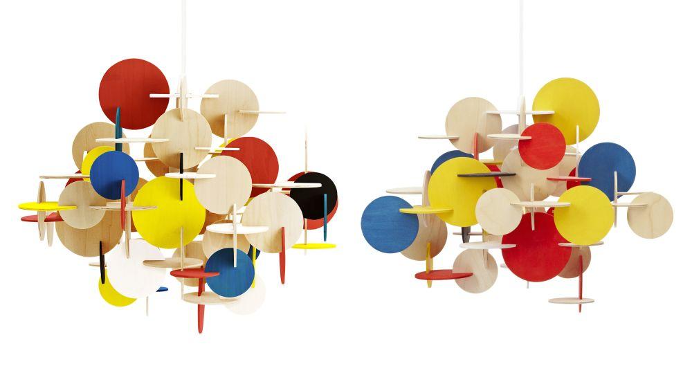Bau Pendant Light by Normann Copenhagen
