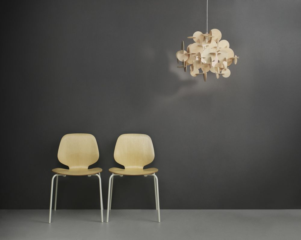 View More Images. Bau Is A Sculptural Hanging Lamp ... Photo