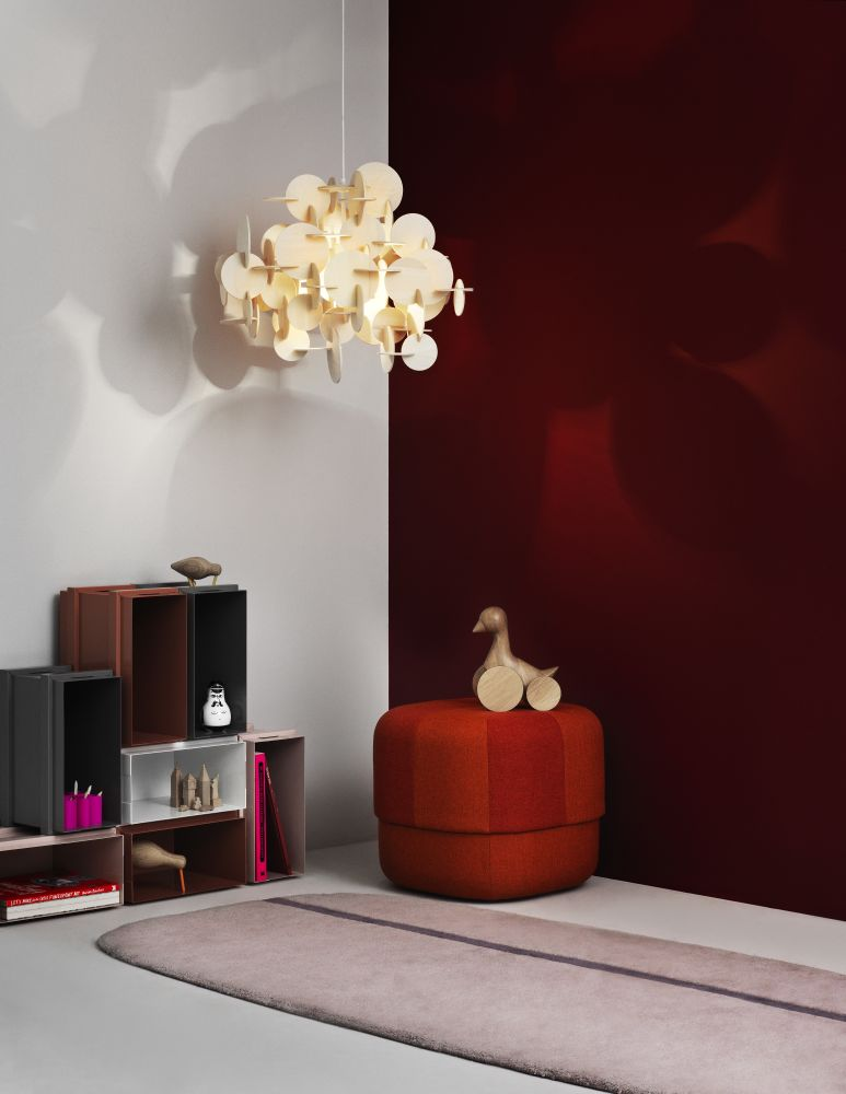 High Quality View More Images. Bau Is A Sculptural Hanging Lamp ... Awesome Ideas
