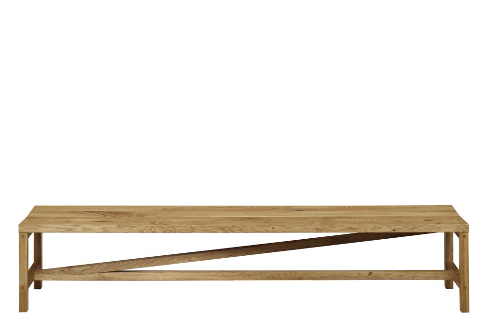 BE05 Sitz Bench by e15