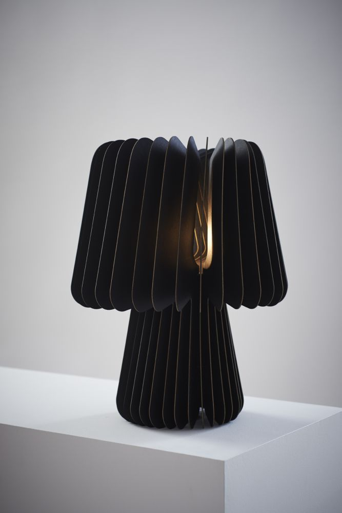 Beam Table Lamp - Black