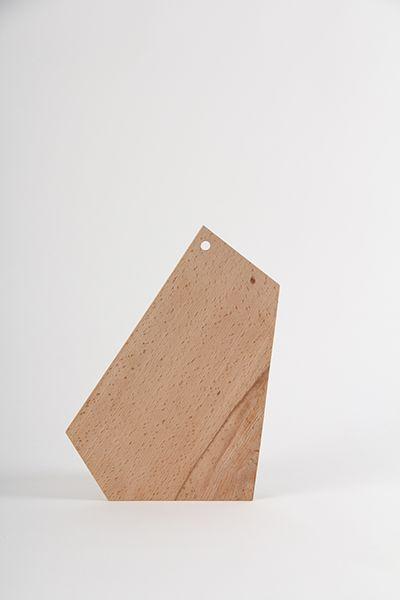 Beech Wood Chopping Board by Golden Biscotti