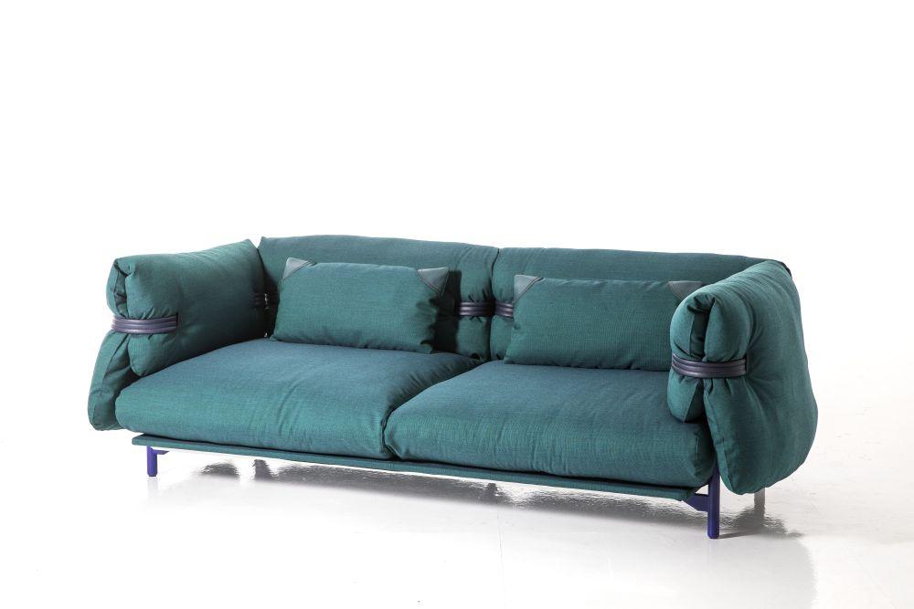 Belt 2 Seater Sofa by Moroso