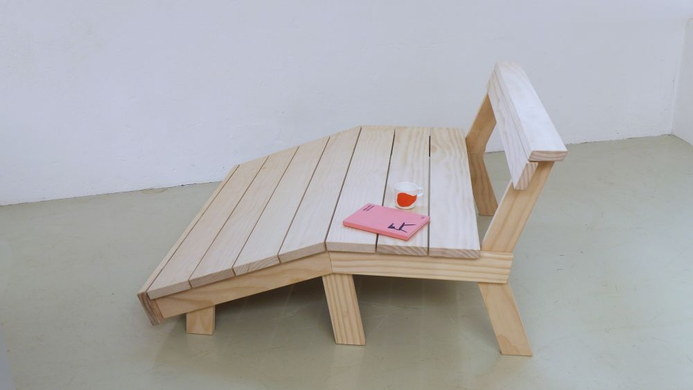 Berit Chaise Longue Double