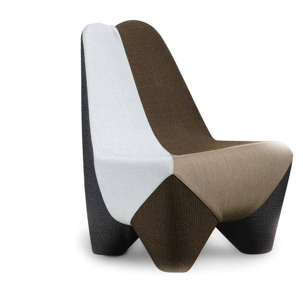 Binta Armchair by Moroso