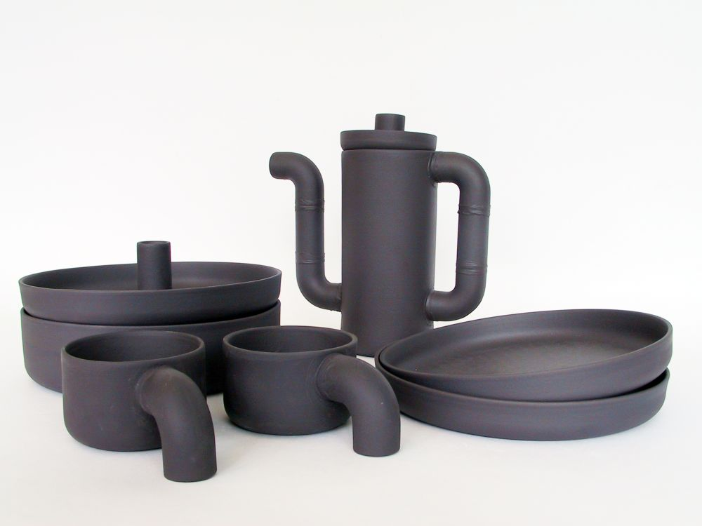 Black Gold Coffeeset