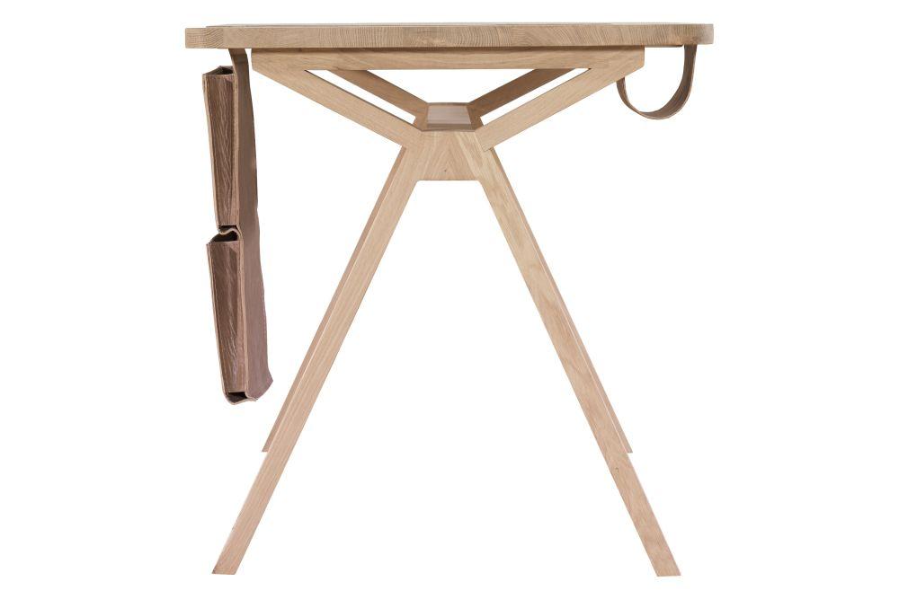 Bolsa desk - oak