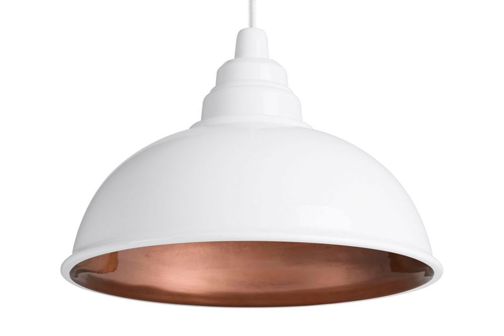 Botega pendant lamp white and gold by enrico zanolla mozeypictures Images