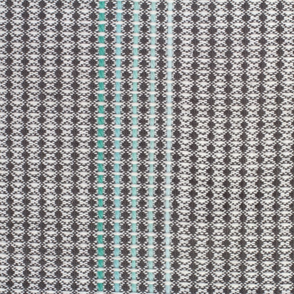 BOUTIQUE TEAL RECTANGLE by WAFFLE DESIGN