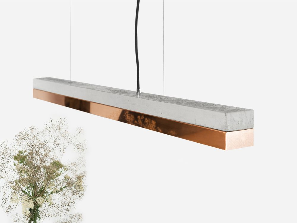 GANTlights [C1]copper Pendant light