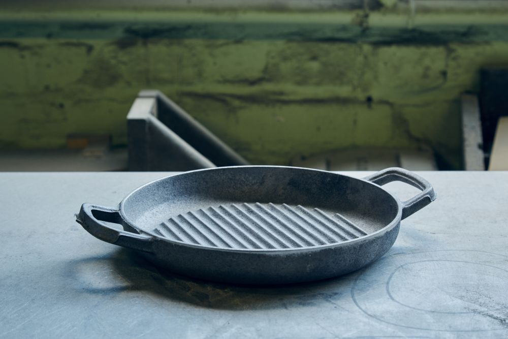 C5 Griddle Pan by Crane Cookware
