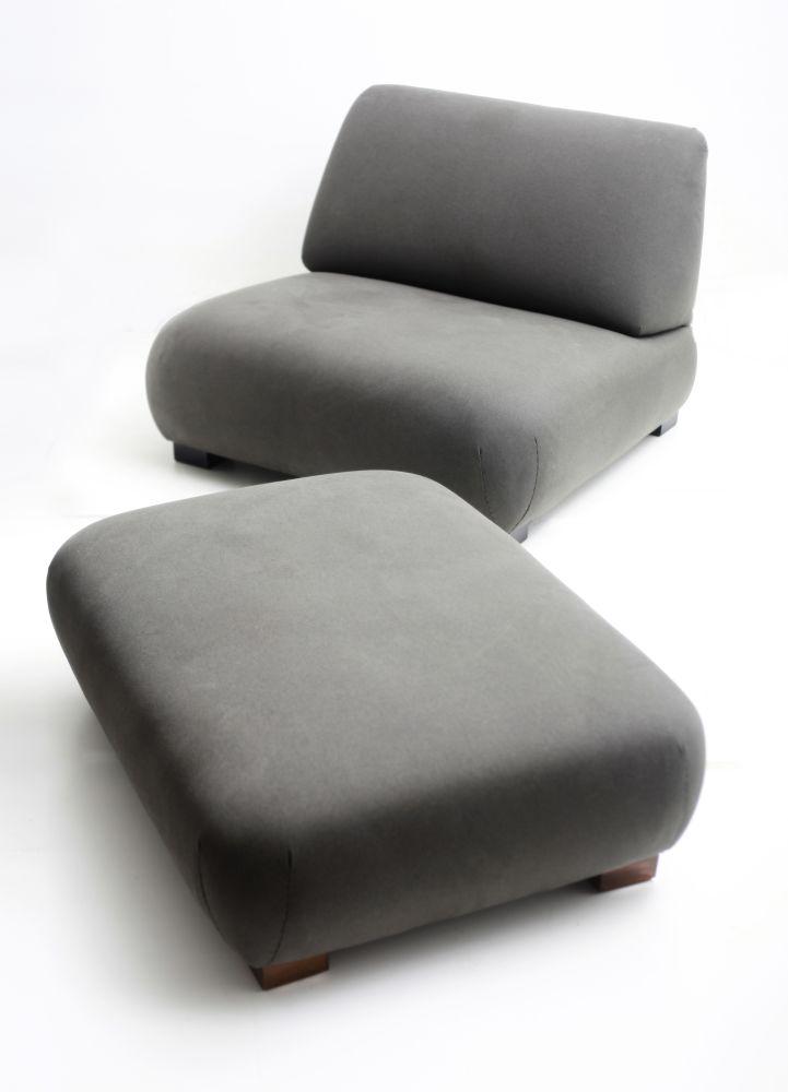 Cadaqués Lounge Chair by Santa & Cole