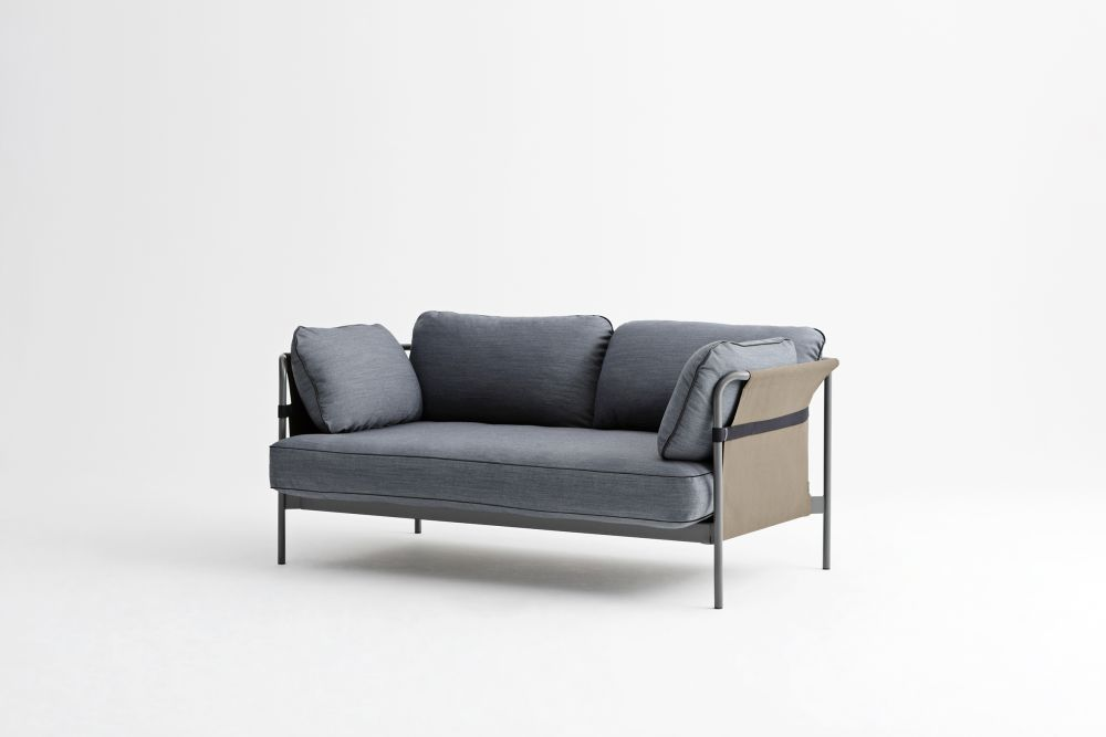 Can 2 Seater Sofa by Hay
