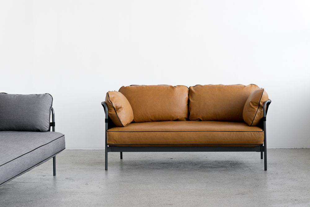 In the Can sofa, Ronan and Erwan Bouroullec are seeking to go beyond the creation of a practical, elegant and comfortable design.