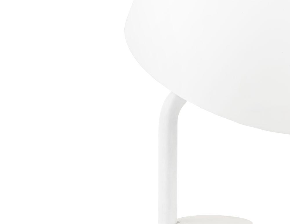 Cap Table Lamp White By Kaschkasch For Normann Copenhagen