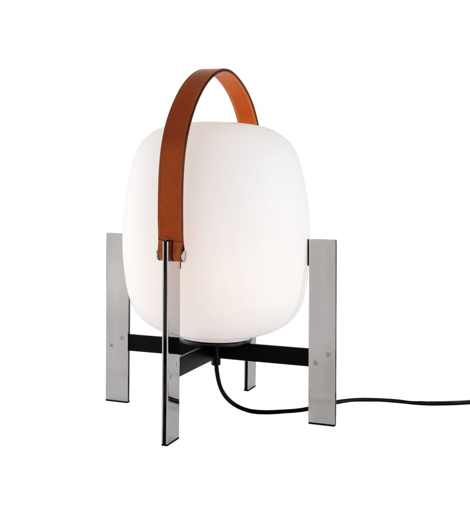 Cesta Metálica Table Lamp by Santa & Cole