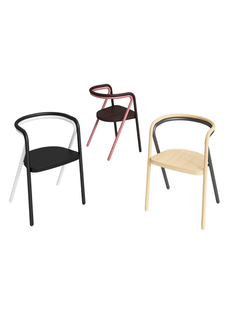 Chair 2 by Cappellini