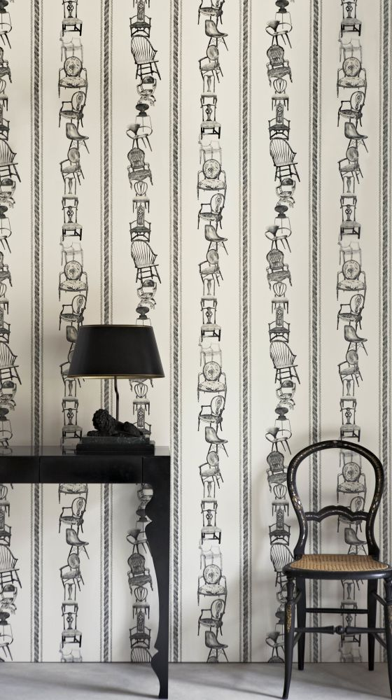 Chairs Wallpaper  by Barneby Gates