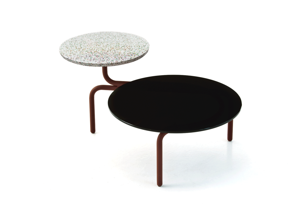 Chandigarh Coffee Table by Moroso