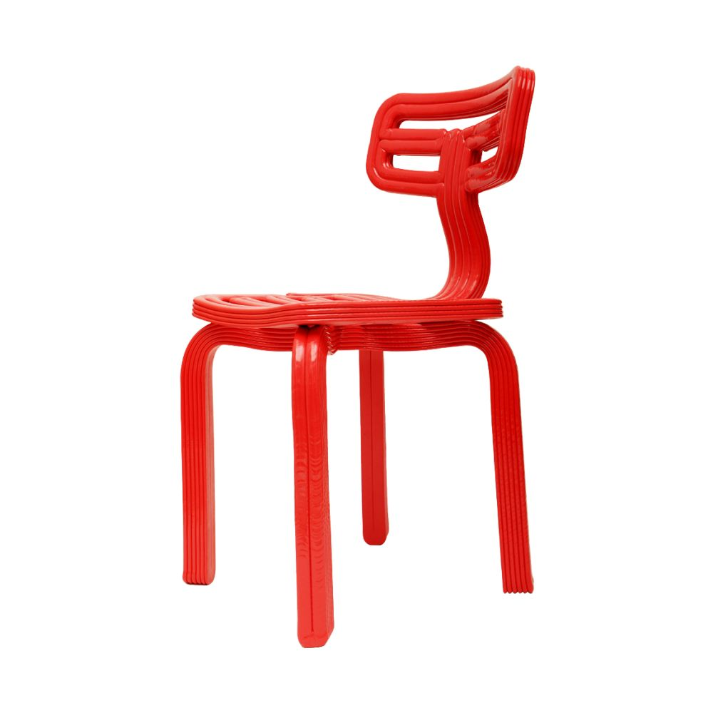 Chubby Chair, Red