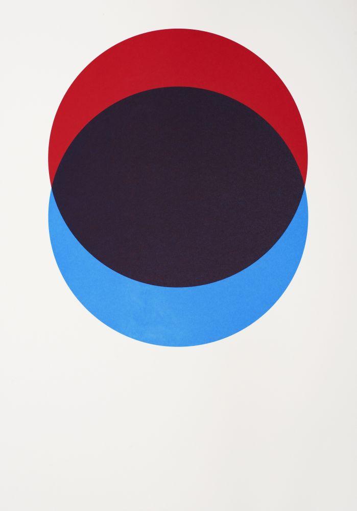 Circles Screen Print by Lane