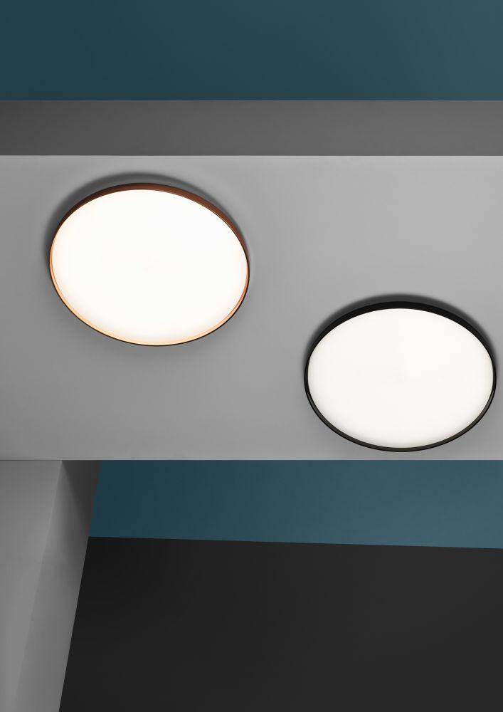 clara ceiling wall light white by piero lissoni for flos