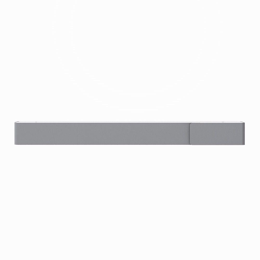 Clips 90 grey