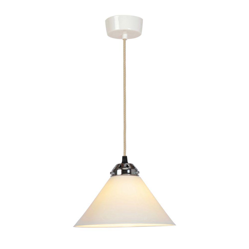 Cobb Large Plain Pendant Light by Original BTC
