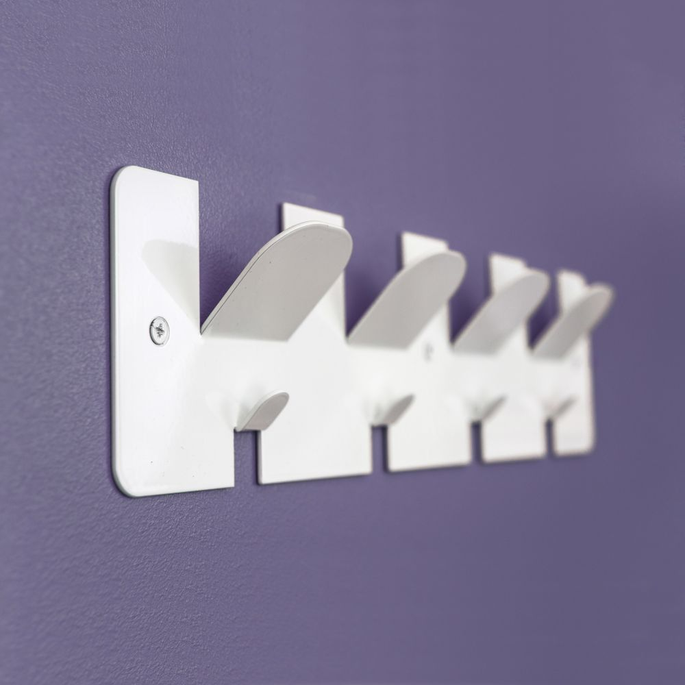 Comb Coat Rack by Matteo Gerbi Store