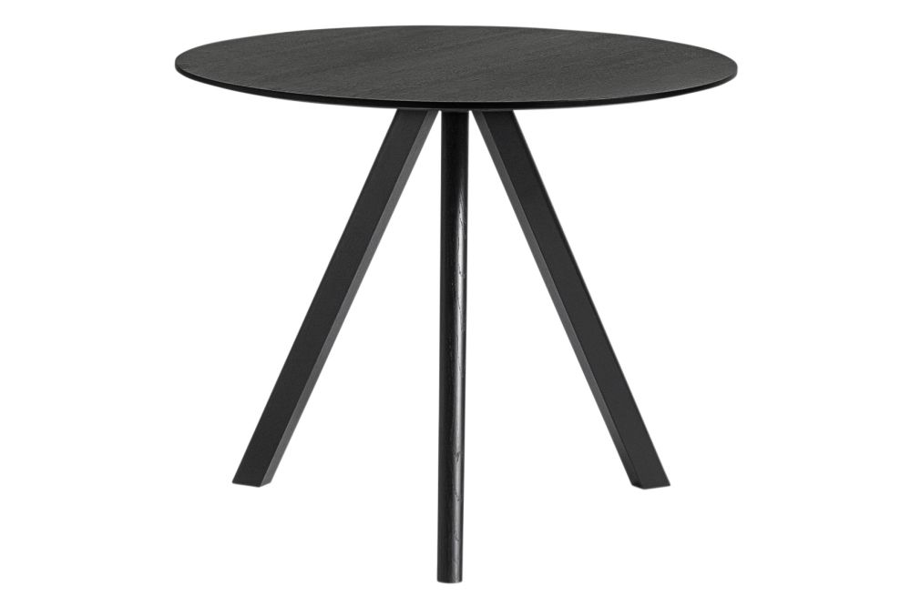 Copenhague Veneer Top Round Dining Table CPH20 by Hay
