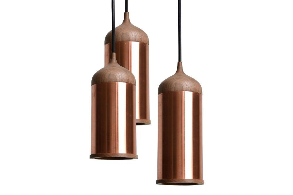 Copper Pendant Lamp  by Steven Banken