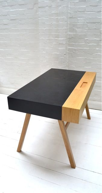 Corian Writing Desk by Design by Nico