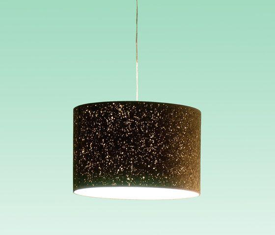 Cork 46*30 Pendant Light by Innermost