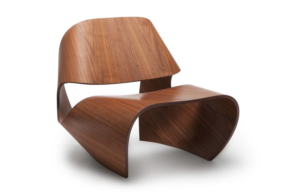 Cowrie Occasional Chair by Made in Ratio