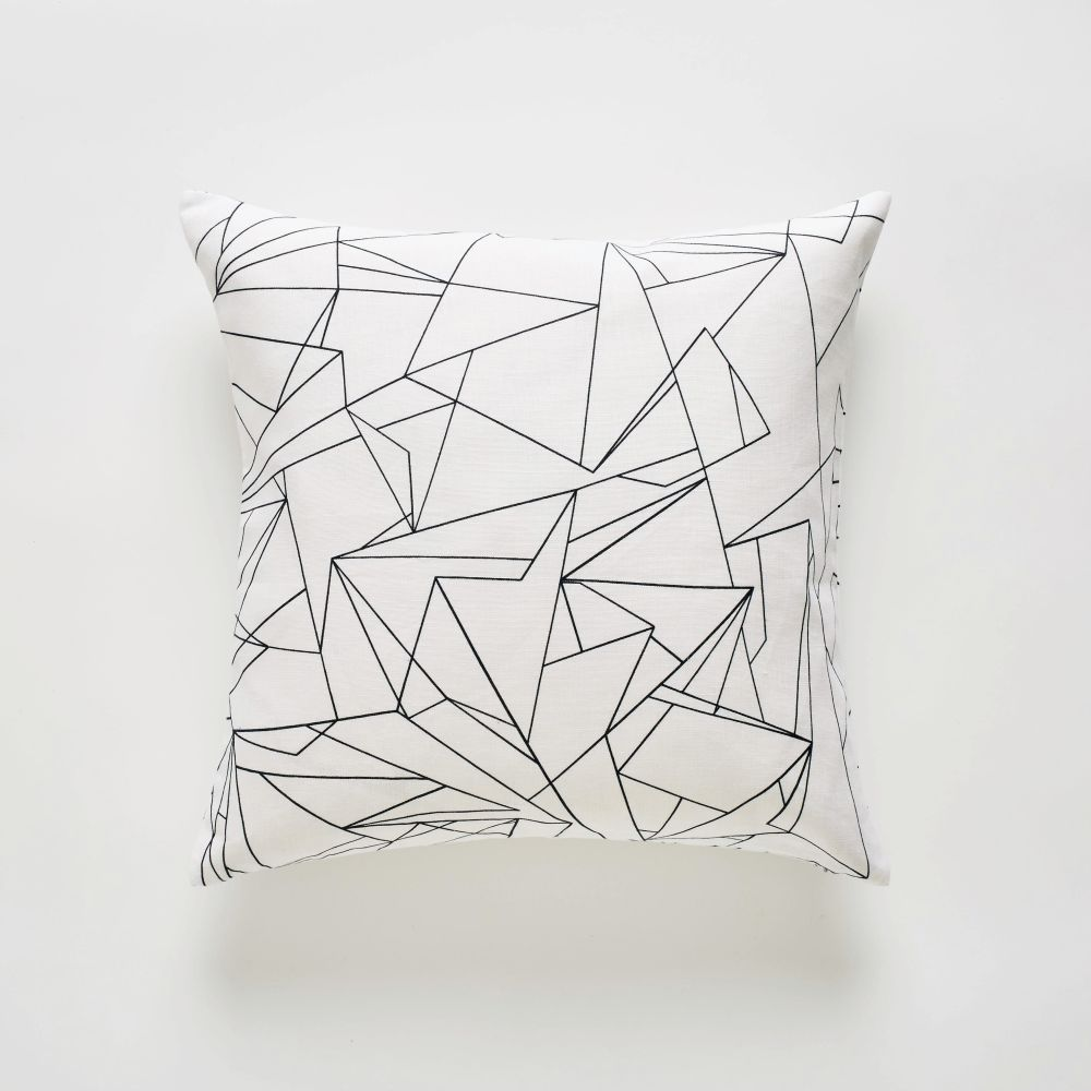 Cracked Ice cushion 50x50cm